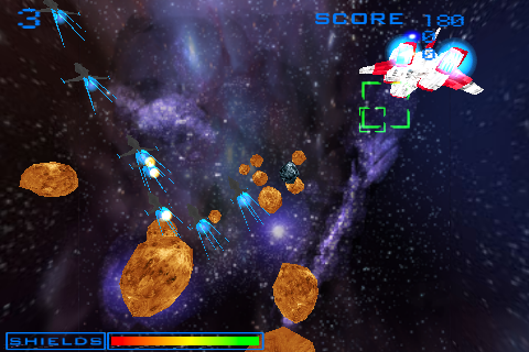 StarSmasher 1.1 screen