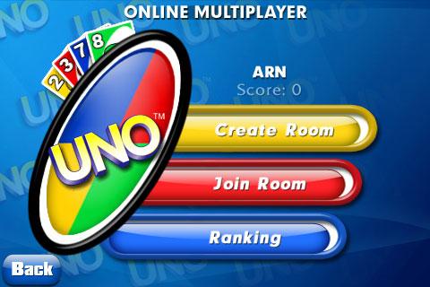 Uno Multiplayer Online