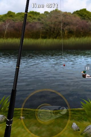 fishing games download. Fishing [App Store] game.