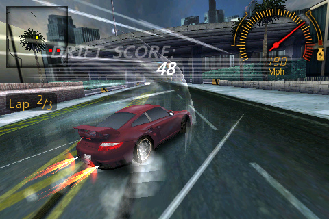 NFS Mobile