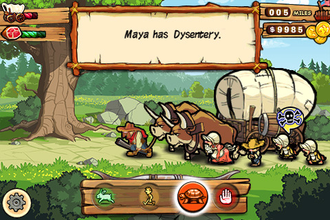 Support Services Oregon Trail