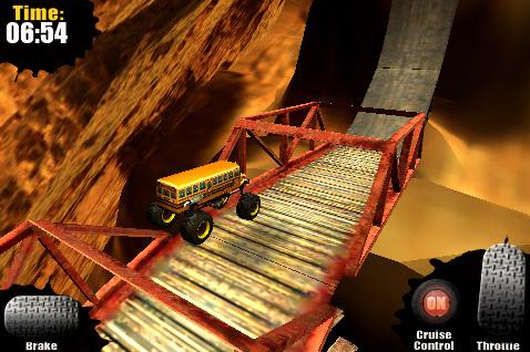 monster trucks nitro screen