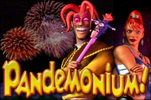 Pandemonium title