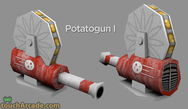 potatogun
