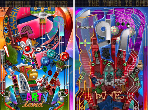 pinball_fantasies_iphone screen