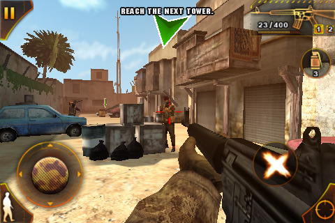 3737481    Call of Duty   Modern Combat: SandstormQvga  Hvga !