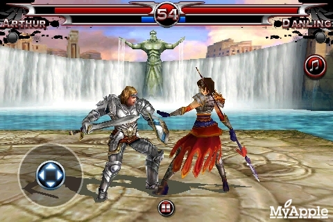 "3884773480_3f05a1b8d8_o Gameloft lança ""Soul Calibur"" para iPhone"