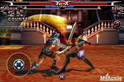 "3884773694_be98dab768_o Gameloft lança ""Soul Calibur"" para iPhone"