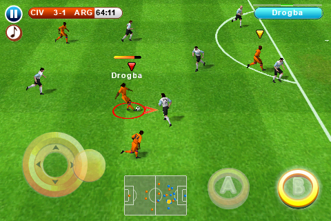 [HOT]Games for your Android 3rd upadate! RS2010_iPhone_Screen_3