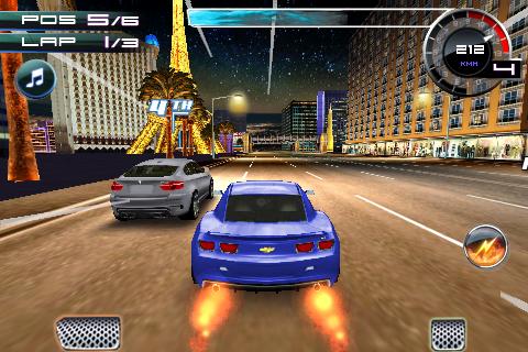 Nokia C6-01, C7 & E7 & N8 (Symbian^3) Games n Software  Asphalt5iphonescreen4