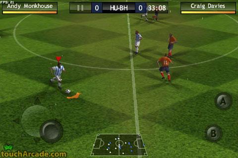 PAX '09: Early Screenshots from EA's 'FIFA 10'