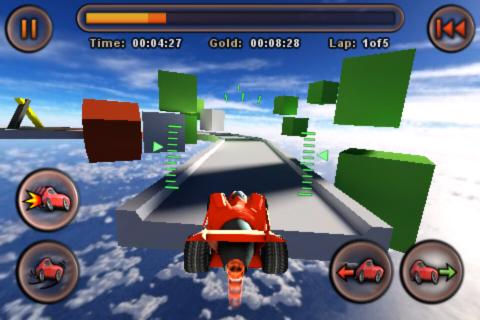 Jet Car Stunts (Игры для Android)