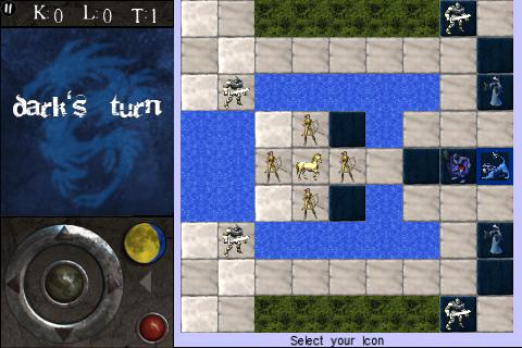archon conquest screen