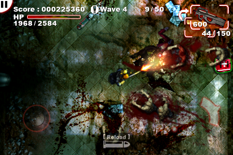 alive 4 ever 1.1 screen