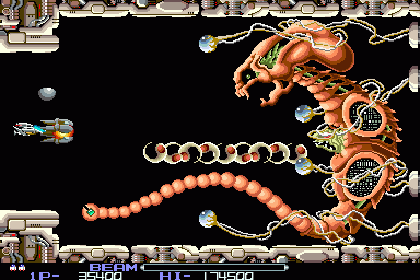 R-Type screen