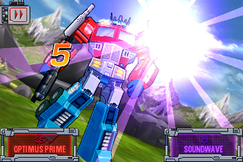 IPhone to get Transformers G1 Awakenings Game