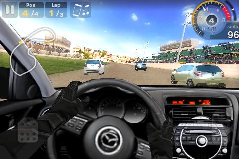 IMG_6050 [Jogo Grátis da Gameloft para iPhone] GT Racing: Motor Racing