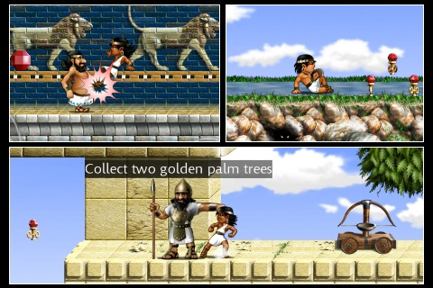 Babylonian Twins Gameplay Image 1