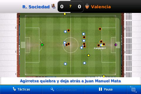 2D Match Highlights Screenshot