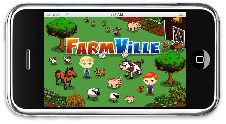 FarmVilleiPhone