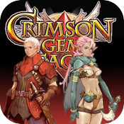 Crimson Gem Saga Icon