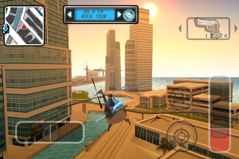 Gangstar vegas free games for android apk download