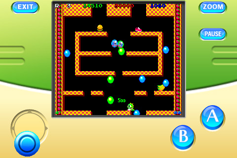 Bubble Bobble is a Game