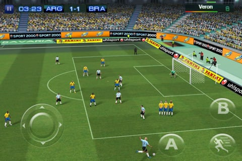 Real Soccer 2010 SCREEN