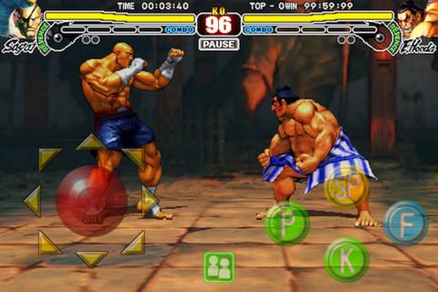 IMG_00251 STREET FIGHTER IV recebe atualização que adiciona os personagens SAGAT e DeeJAY: