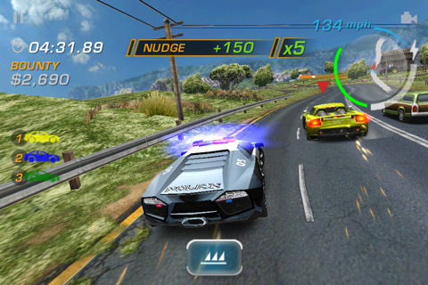 Need for Speed: Hot Pursuit SCREEN