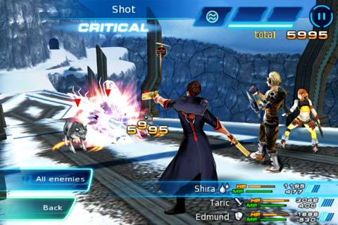 first impressions of 3d rpg 'eternal legacy' from gameloft