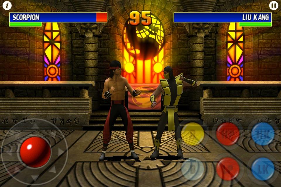Mortal kombat 4 на андроид