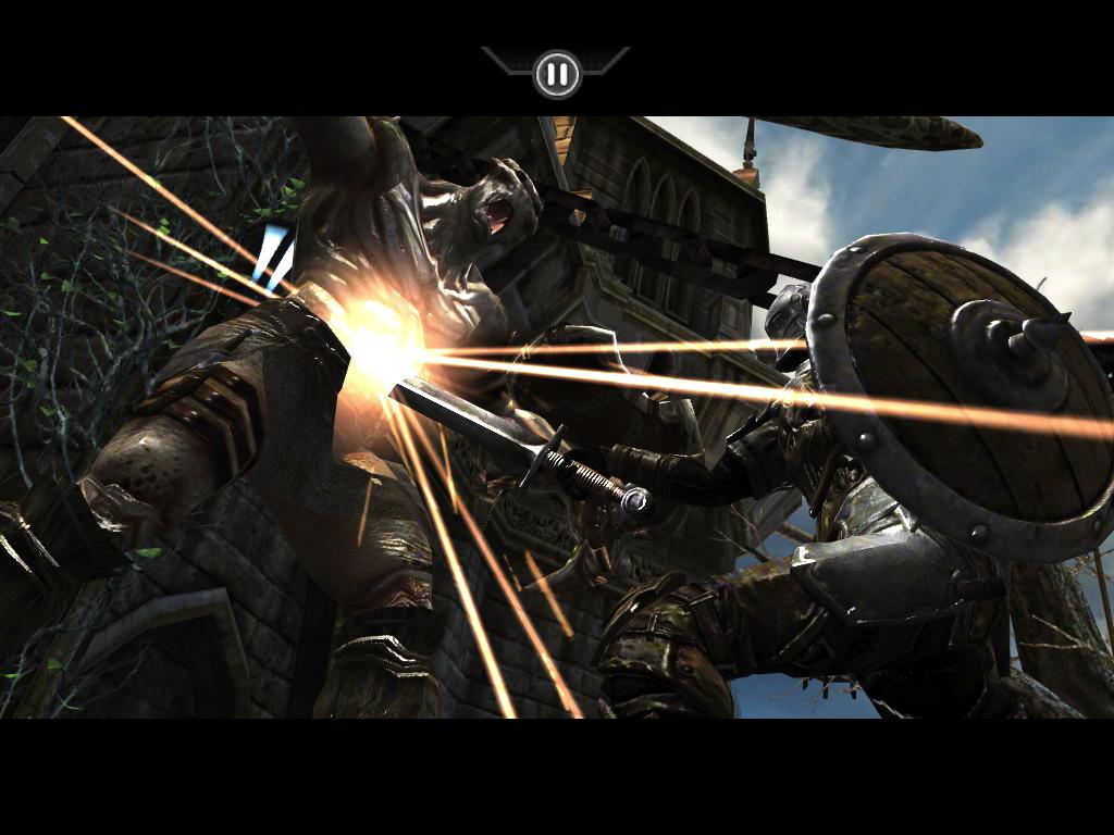 3-iPad-2 Espada de Infinity Blade aparece em Fortnite
