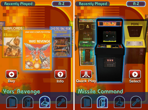 Atari Brings 100 Retro Titles To Ios In Quot Atari S Greatest