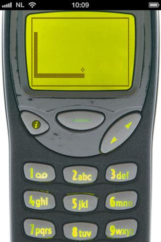 Snake Nokia the classic Nokia Snake