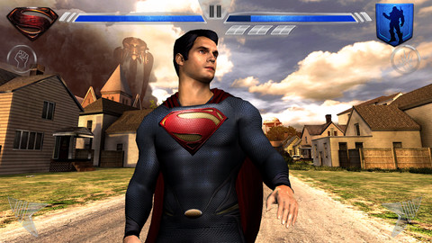 man of steel game