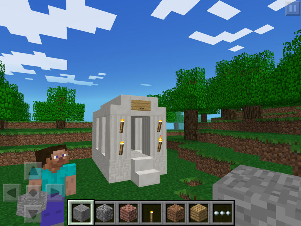 Minecraft Pocket Edition Gets Sun Moon And Stars In