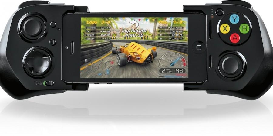 Bild zu «Erster iOS Game Controller nun im Handel»