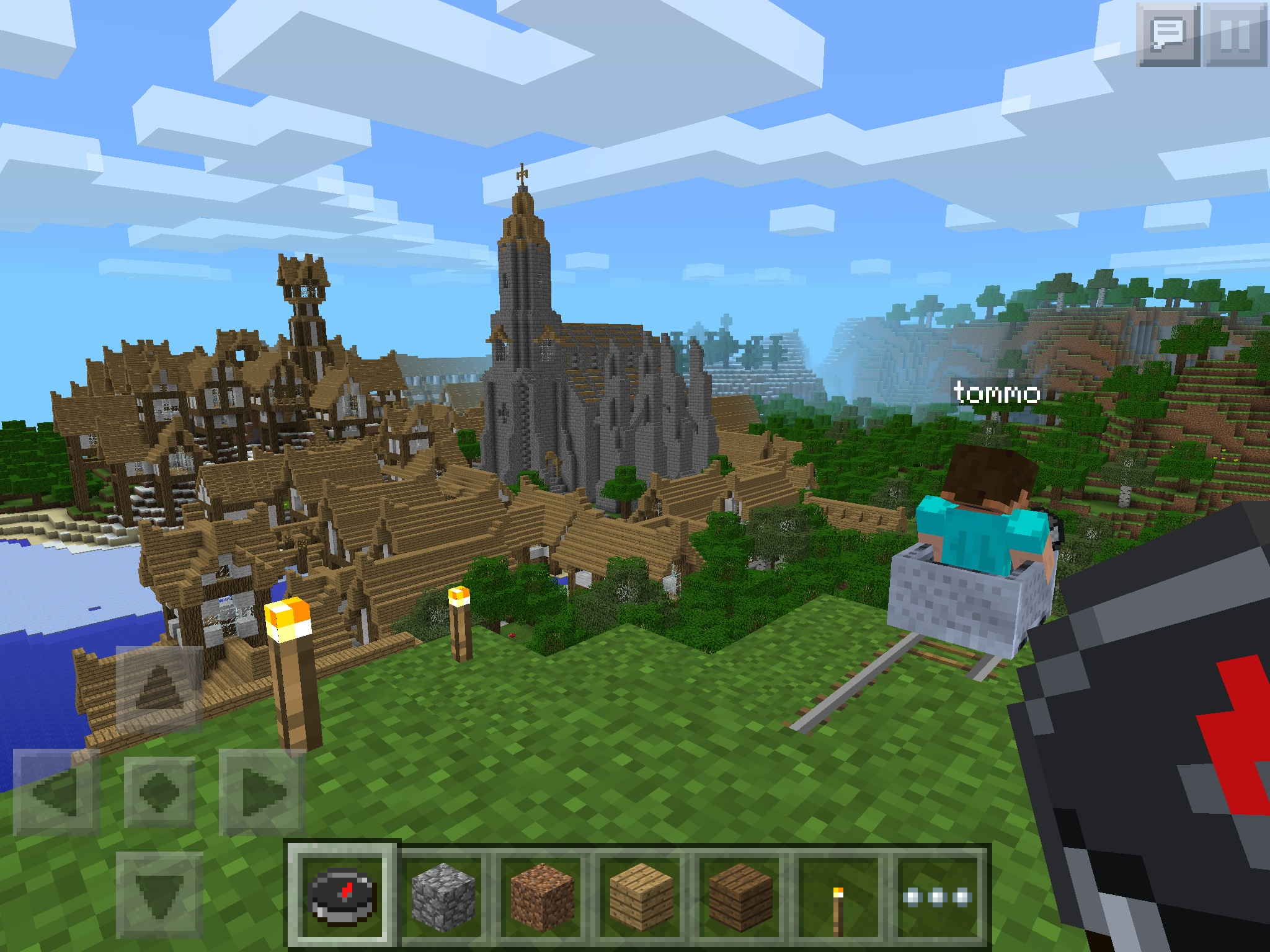Latest 39;Minecraft  Pocket Edition39; Update is Now Available, Adds