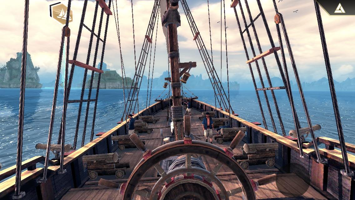 assassin creed pirates ipad gameplay