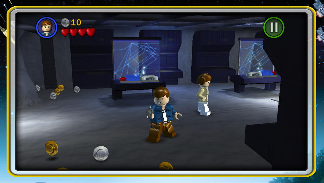 LEGO Star Wars: The Complete Saga Review | TouchArcade