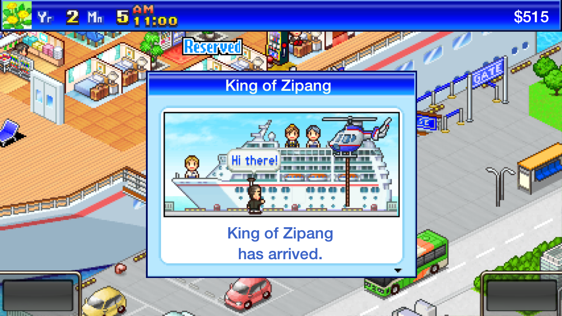 World Cruise Story 2