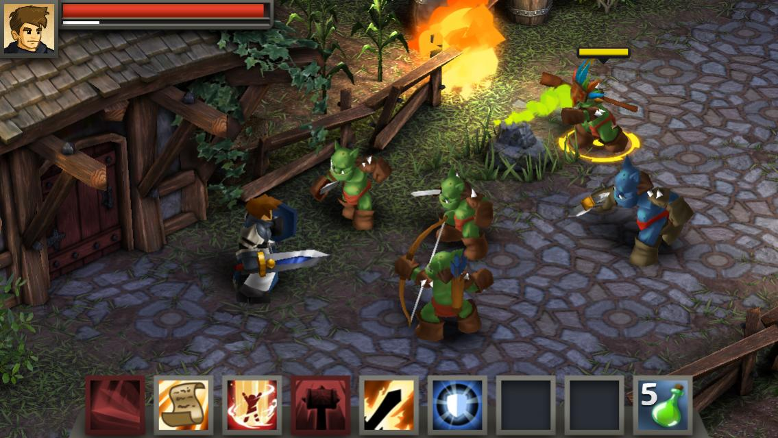 Mika Mobile S Battleheart Legacy Submitted To Apple
