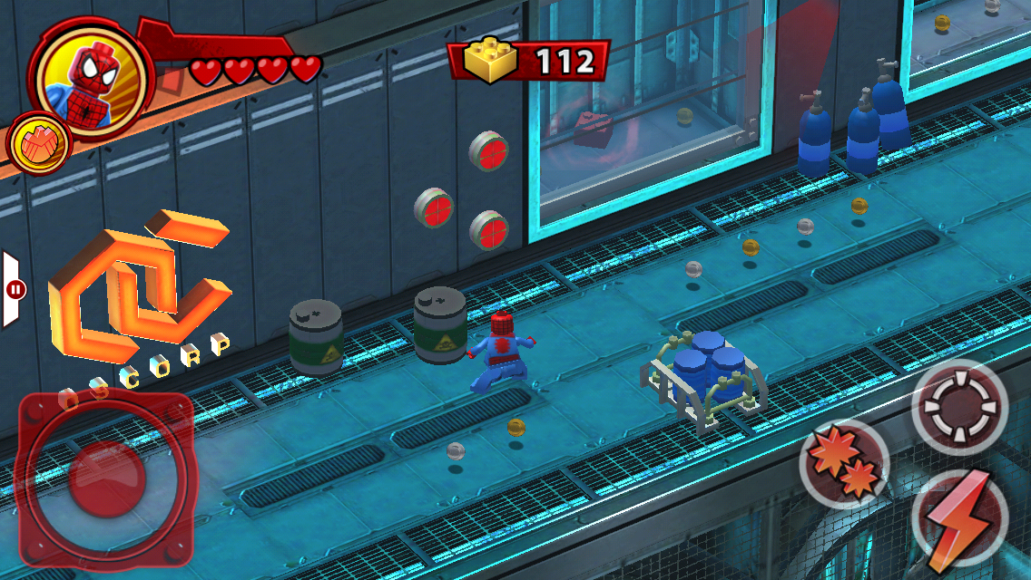 LEGO Marvel Super Heroes: Universe In Peril Review | TouchArcade