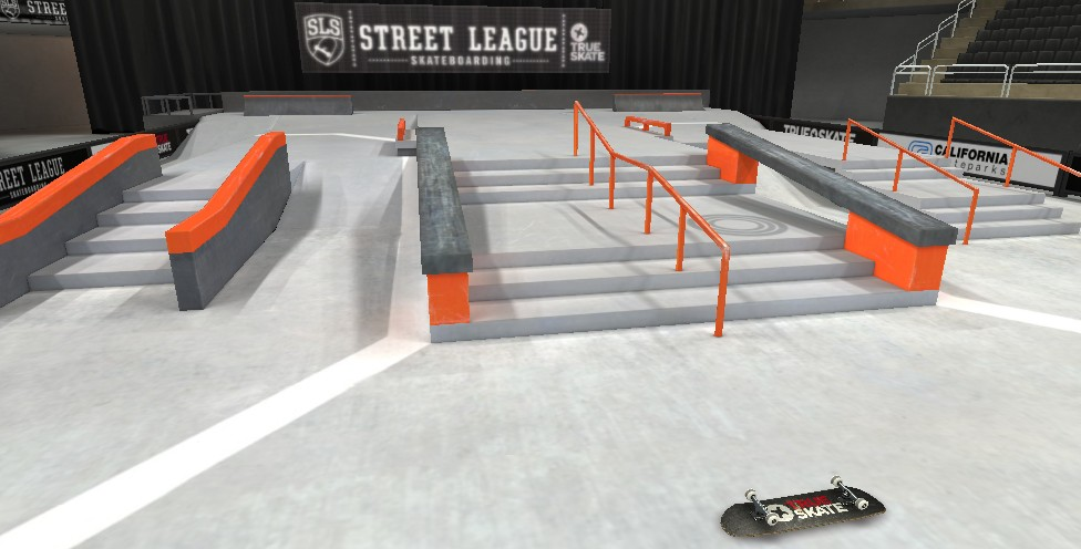 True Skate Now The Official Mobile Game Of Street League