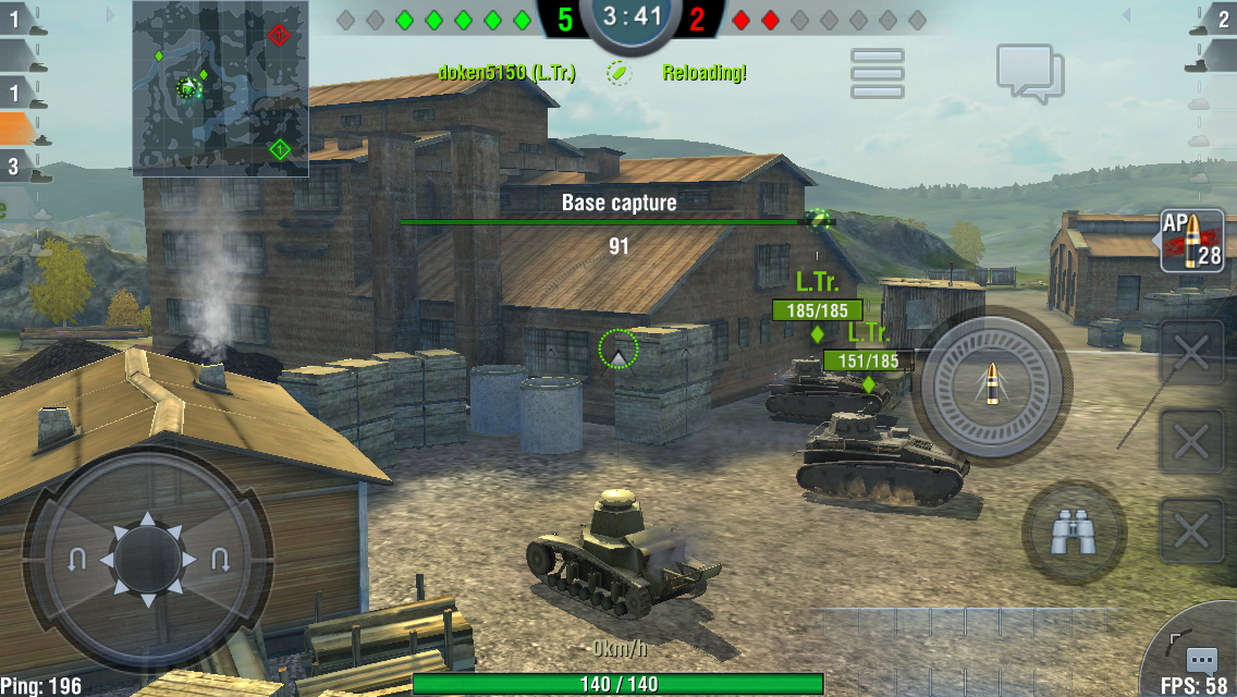 World Of Tanks Blitz Review Toucharcade: Map World Of Tanks Pc To Controller At Slyspyder.com