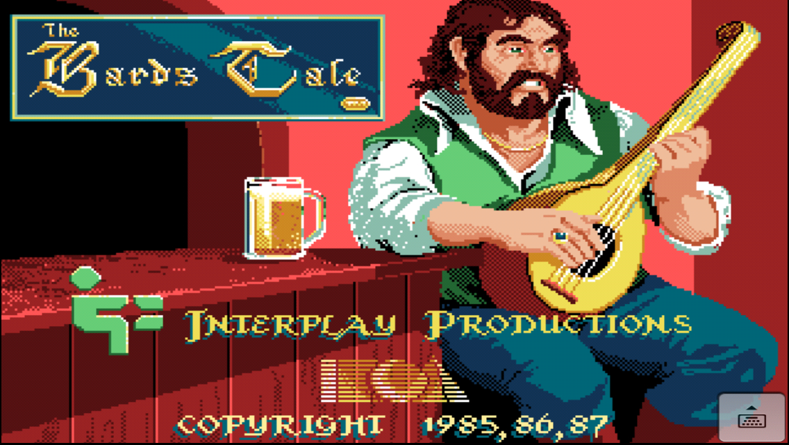 Rpg Reload File 003 The Bard S Tale 1985 Toucharcade