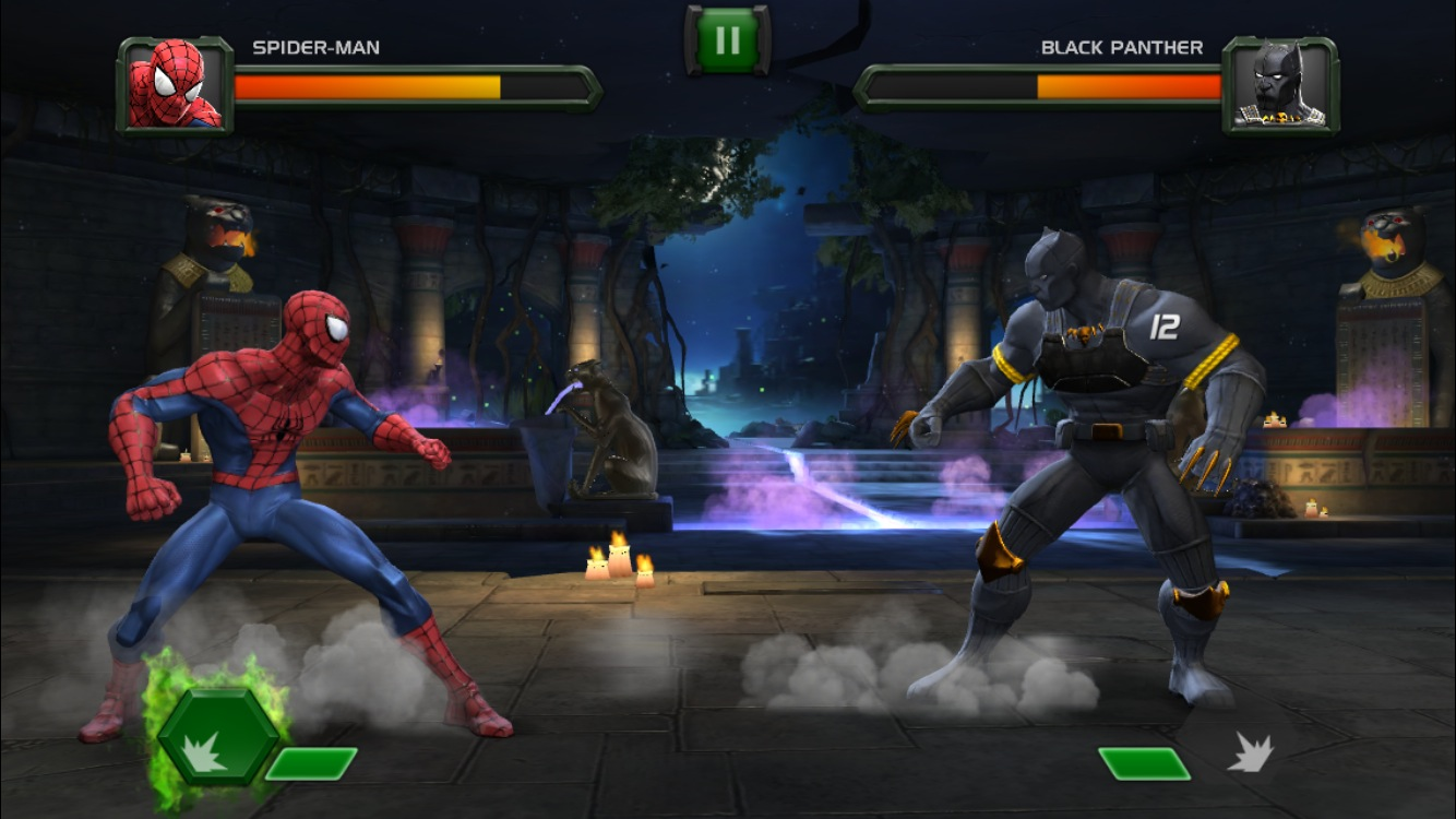 'Marvel Contest of Champions' Gets a New Cinematic Trailer ...