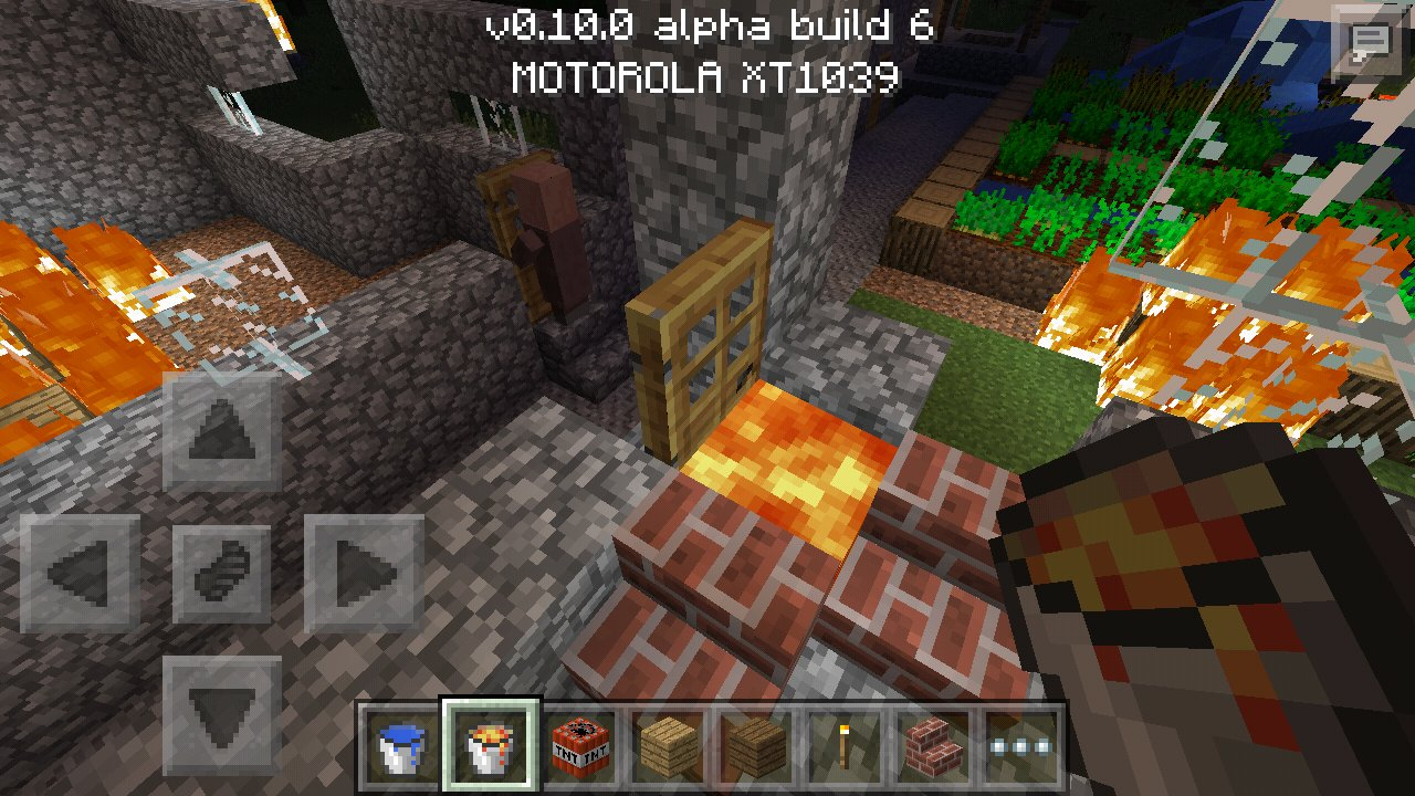 'Minecraft: Pocket Edition' 0.10.0 Update Submitted to App Store |  TouchArcade
