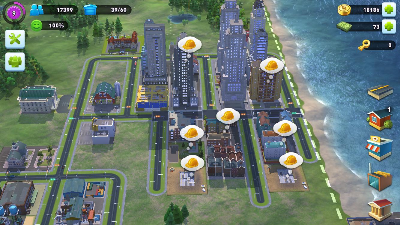 Sims  Ville Parfaite